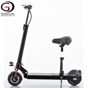 8 Inch Smart Foldable Electric Scooter with Seat