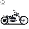 Retro 48 Volt Electric Bike 26inches Fat Tire 750 Watts Chopper Bicycle Ebike for Adults