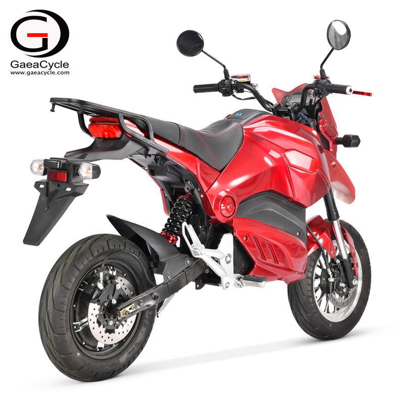 Wholesale 72V 2000W Electric Motorcycle EEC COC Approve Electric Scooter