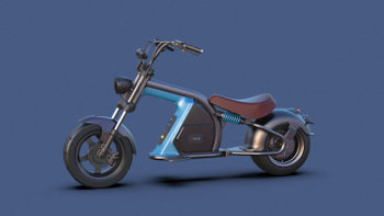 Newest EEC citycoco chopper scooter