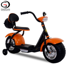 2020 New Baby Electric Scooter 2 Wheels With Music USB port Kids Harley Citycoco