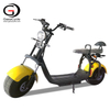 2019 New Cheap 1500w EEC/COC Electric Scooter With Double Front Fork