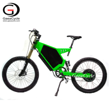 72v 5000w Electric Motorcycles Stealth Bomber 80km/h High Speed Electric Bike