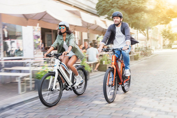 Major Study Shows Electric Bikes Good For Health