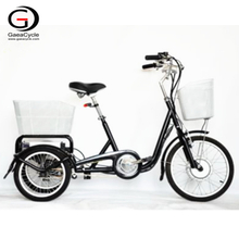 3 Wheel Electric Bike For The Old