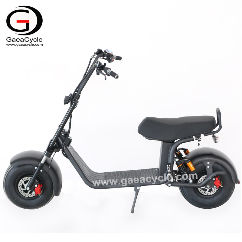 2019 New Electric Scooter Powerful Citycoco 2000w Adult
