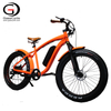 26inch*4.0 Vintage Fat Wheel Electric Bike for Snow Beach