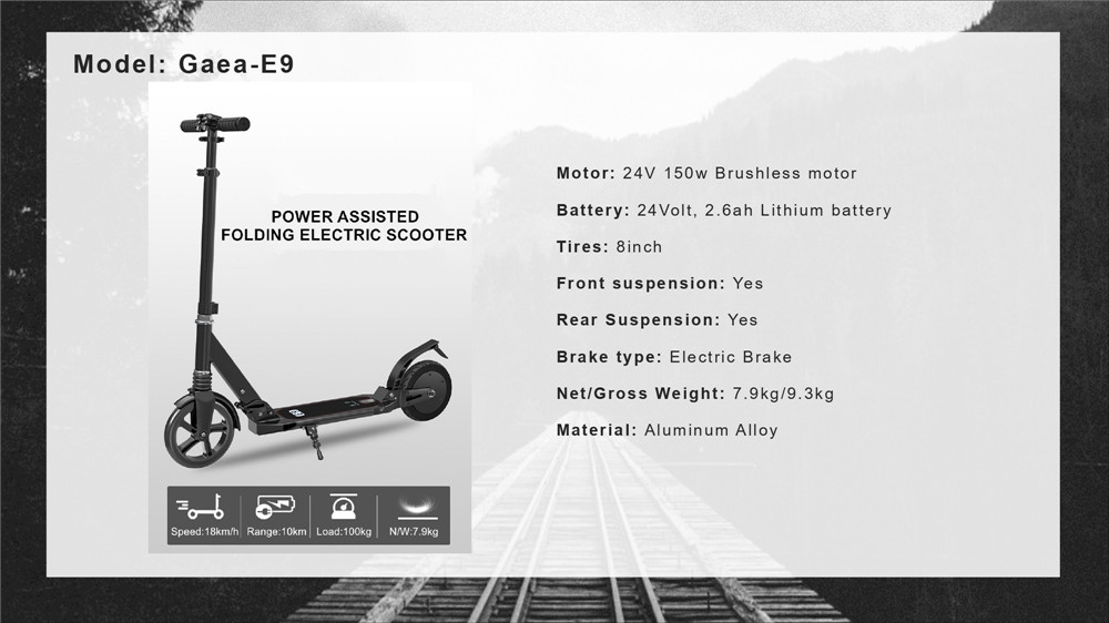 E9 folding electric scooter presentation_page-0002