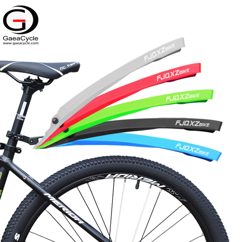 Mountain Electric Bike Colorful Quick release Fender