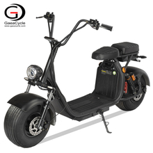 Holland WAREHOUSE Cheap Fat Tire Electric Scooter Double Battery Citycoco