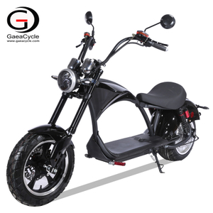 High Quality Eec Coc Approval Electric Scooter Citycoco Electric Motorcycle