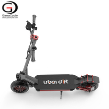 Foldable 1600w Electric Scooter Fast Off Road E Scooter 10inch Wheel For Adults