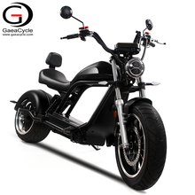 Street Legal Electric Motorcycle Chopper Scooters for Adult from China Manufacturer